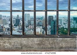 Modren City Window Texture View Tokyo Skyline Cityscape Of Intended Decorating Ideas