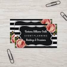 Event Coordinator Business Cards Zazzle Au