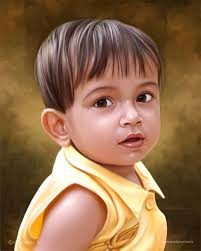 Digital Portrait Painting Digital Portrait Painting Google