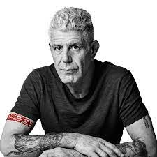 Anthony Bourdain taught me how to write ...