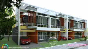first floor area 775 sq ft total area 1550 sq ft bedrooms 4 design style row house flat roof location madhya pradesh india