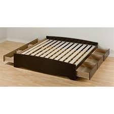 bedroom Platform Frame With Storage Design Of Raindance Designs