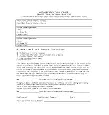 Medical Records Template Release Of Medical Information Form Free Ooojo Co