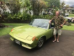 Honolulu international airport (hnl) car rental. Do It Yourself Kailua Man Converts Porsche To An All Electric Vehicle Hawaii Public Radio