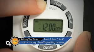 ge 15089 7 day digital timer setup guide ge 15089 7 day digital timer setup guide