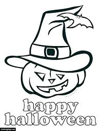 Halloween Coloring Pages For Preschoolers Coloring Pages Creepy