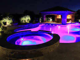 inground pools at night. Beautiful Night Intended Inground Pools At Night S
