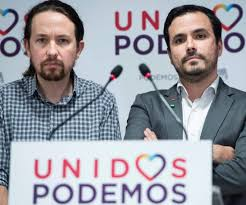 Resultado de imagen para podemos vox ESPAÑA elecciones