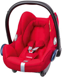 maxi cosi cabriofix carry cot origami red