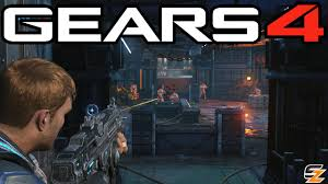 Video Gears Gears Of War 4 Multiplayer Gameplay Lancer Gameplay Xbox One