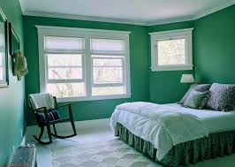 Green Monochromatic Room DesignBuild Firms Tree Services