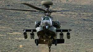 Iaf Gets Its First Apache Helicopter Uttarakhand News Network
