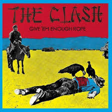 The <b>Clash</b> - <b>Give'em</b> Enough Rope (CD) : Target