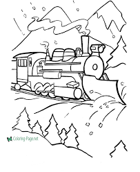 Train coloring pages are available in a wide range of varieties. Train Coloring Pages