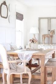french country in the dining room