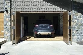 tri fold windows folding garage doors