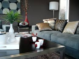 40 Accent Color Combinations To Get Your Home Decor Wheels TurningBlue And Gray Living Room Ideas