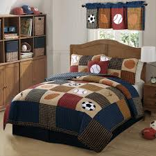 Laura Hart Kids Classic Sports 3-piece Quilt Set - Free Shipping ... & Laura Hart Kids Classic Sports 3-piece Quilt Set Adamdwight.com