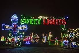 Hershey Sweet Lights Times Christmas Candylane Hershey Sweet Lights More Returning