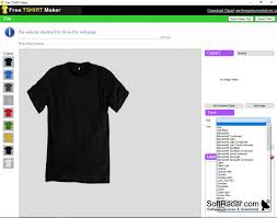 T Shirt Editing Software Download Flash Tshirt Design Software For Windows 10 7 8