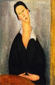 Resultado de imagem para Mulheres pinturas modigliani