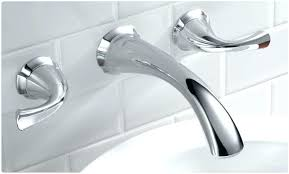 waterfall tub filler wall mount bathroom bathtub faucet regarding mounted faucets inspirations 3
