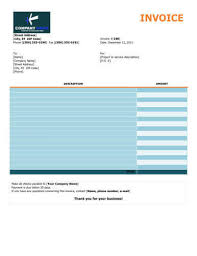 Free Invoice For Mac Stunning 48 Free Freelance Invoice Templates [Word Excel]