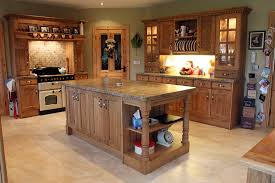 Country Kitchen Solid Character Oak Doors for Quality