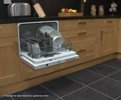Small Dish Washer Elegant Kitchen With Silver Metallic Countertop Small Dishwasher