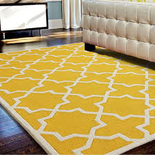 kelly moroccan style gold rugs is a handmade rugs that is made from wool blend mainly use for indoor the rugs is rectangle in shape with attractive color