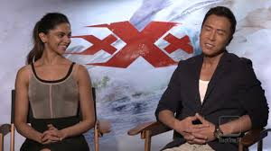 Donnie Yen and Deepika Padukone interview for XXX Return of Xander.