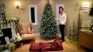 How to store your artificial Christmas tree in less than 4 minutes