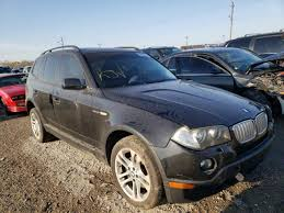 Learn more about price, engine type, mpg, and complete safety and warranty information. Used Car Bmw X3 2008 Black For Sale In Indianapolis In Online Auction Wbxpc93498wj09495