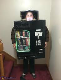 Vending Machine Costume Cool The Vending Machine Costume
