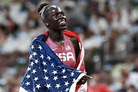 US Olympian Athing Mu takes gold in ...
