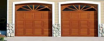wood garage door panelsTraditional Wood Garage Doors