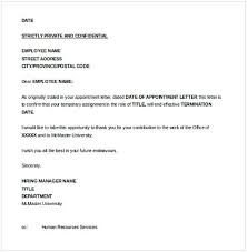 Employee Termination Templates 41 Free Download Best Termination Letter Format Letter