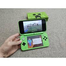 Máy chơi game Nintendo New 2DS Hacked