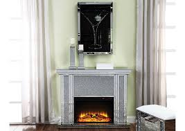 Light My Fire Fireplaces Nj Market Furniture Paterson Nj Nowles Silver Electric Fireplace