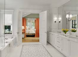 traditional bathroom lighting ideas white free standin. San Francisco Bifold Bathroom Doors With Freestanding Bathroom Cabinets And  Shelves Traditional Elegance Gray White Floor Lighting Ideas Free Standin D