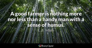 Farmer Quotes Images