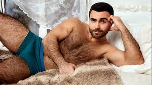 Hairy hunks photo blog