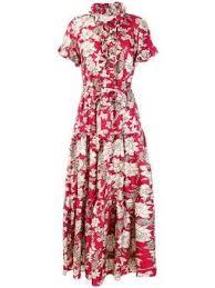 Reduce Lilium printed dress | Модные стили, Платья, Платье с ...