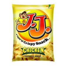 j and j snack food jj snack chicken 20g chips savoury