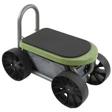 vertex easy up atv lawn cart and garden seat gb2889 at the home depot