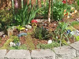 Small Picture outdoor fairy gardens fairy garden ideas fairy garden