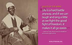 Sojourner Truth Quotes Stunning Quote Of The Week Sojourner Truth World Tribune