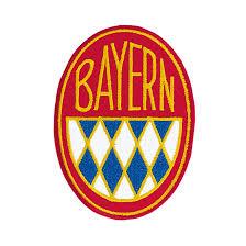 Aufnäher Retro-Logo | Offizieller FC Bayern Fanshop