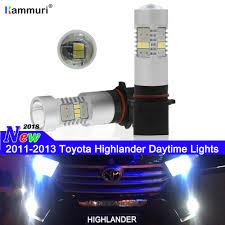 2011 Highlander Fog Light Bulb Toyota Highlander Fog Lights