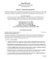Project Manager Resume Examples New Sample Resume Banking Project Description Plus Project Manager